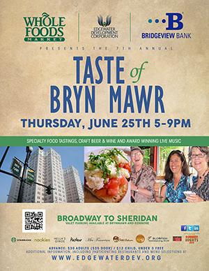 Taste of Bryn Mawr